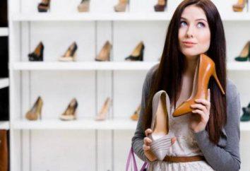 Chaussures de soirée: Description et commentaires