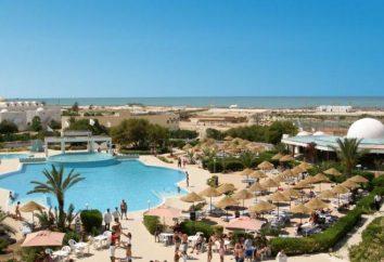 Palais des Iles 4 * (Tunísia, Djerba): Descrição do hotel, serviços, comentários