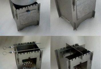 Come funziona la stufa-schepochnitsa?