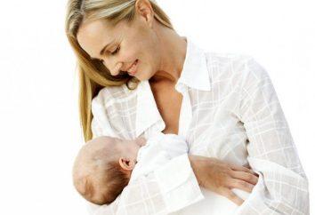 Komorowski: suspensão do aleitamento materno. Conselho do Dr. Komarovsky
