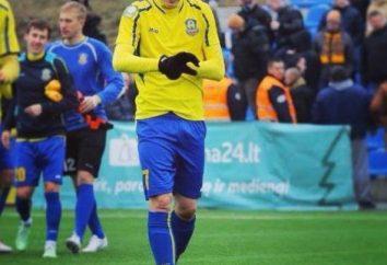 """Maksim Maksimov (futbolista): delantero ruso del club lituano """"Atlantas"""""""