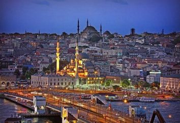 Tours en Estambul para el fin de semana: cómo pasar el fin de semana en una forma saturada
