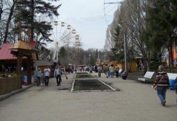Parco prende il nome Yuri Gagarin (Samara). Attrazioni a parco a loro. Gagarin