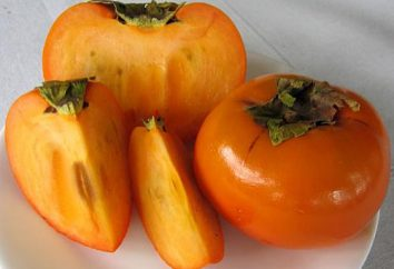 Persimmon strickt Mund: wie Obst schmackhaft zu machen?