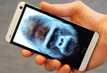 wysoka odporność na ekran Gorilla Szkło