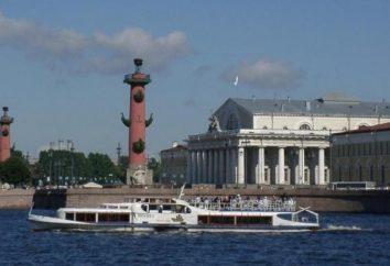 Vasilievsky Island – Strelka, Colonnes Rostrales, Bourse