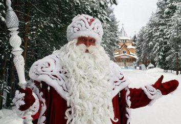 ¿De dónde viene Santa Claus en Rusia: de dirección, los contactos y la historia