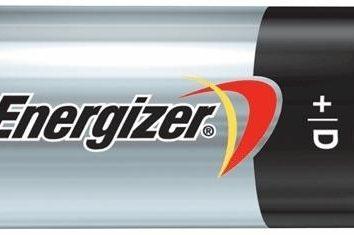Baterie D: opis, charakterystyka