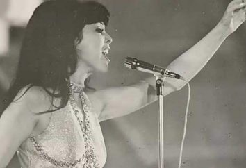 Svetlana Rezanova est une célèbre chanteuse russe
