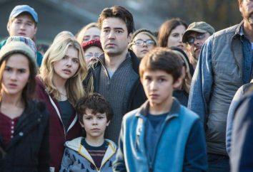 """Los actores de la """"5 de onda"""" película: fundición parcialmente adolescente"""