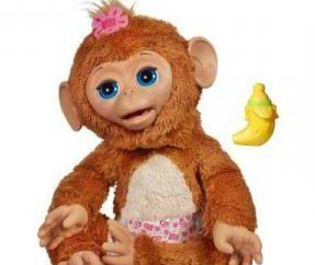 """Dziecięca zabawka """"Interaktywny małpa"""""""