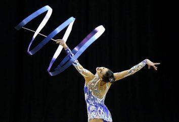 Gimnastyka wstążka: Charakterystyka wybór
