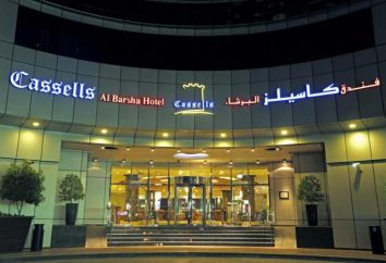 Cassells Al Barsha Hôtel 4 * (Dubaï, Émirats arabes unis): la description des chambres, services, photos et commentaires