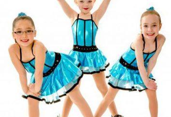 escola de dança para a criança: escolher de acordo com que critérios?