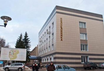 Ospedale Regionale (Annenkov): indirizzo, descrizione