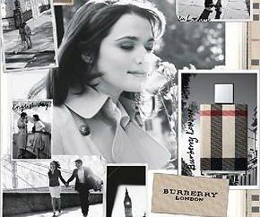 Burberry « Brit » d'une femme pour faire la mystérieuse reine