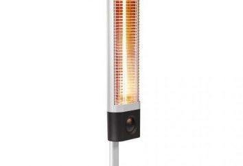 riscaldamento a raggi infrarossi: recensioni degli utenti, i tipi, produttori e principio di funzionamento