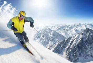 Die Wahl eines Skianzug