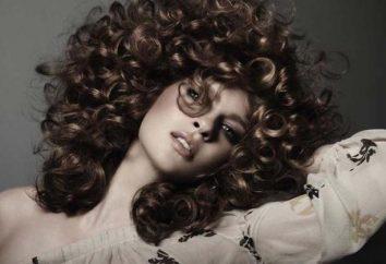 Biozavivka aux cheveux moyenne: description de la technologie, les caractéristiques et commentaires
