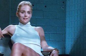 """""""Basic Instinct"""" dilagante. L'attrice nel più appassionato dei ruoli"""