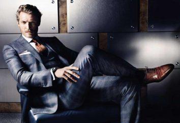 abbigliamento Cari uomini: marche. Migliore marca di abbigliamento maschile