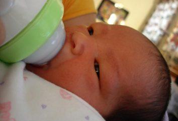 Tubo de descarga de gás para recém-nascidos: indicações de uso
