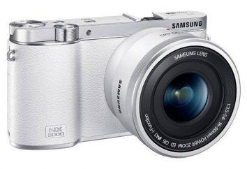 Nowy retro. Bezzerkalka Samsung NX3000