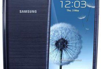 """Samsung I9300 Galaxy C3"": charakterystyka, zdjęcia"