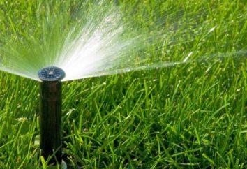 O que para instalar o sistema de irrigação no país?