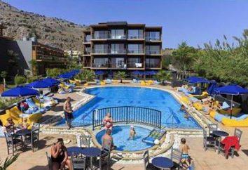 Alia Mare Resort 4 * (Grecia / Rodas): fotos y críticas de turistas