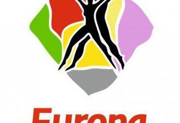 """Para los amantes de la aptitud, """"Europa"""" (Novosibirsk) – la capacidad de estar en buena forma"""
