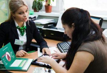 Restructuration du prêt dans la « Caisse d'épargne » une personne physique: les conditions, déclarations, documents et commentaires