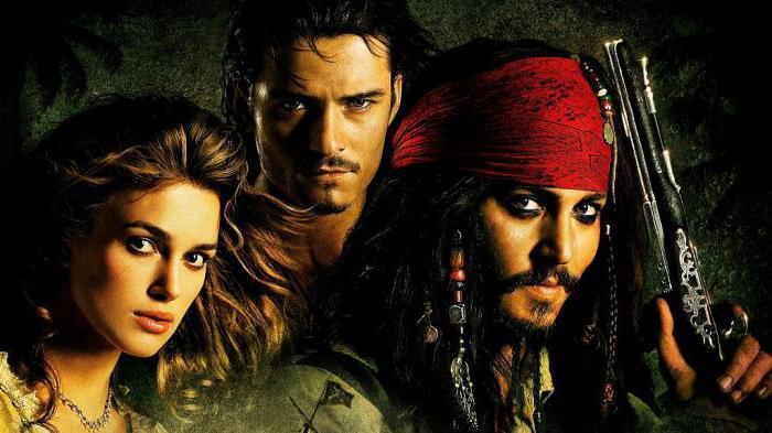 Хвастовство пирата