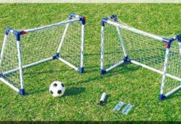 Como escolher objetivo de futebol infantil