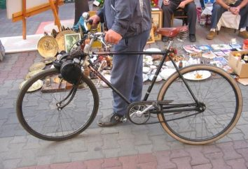Jak zrobić motorower rower: cechy procesu