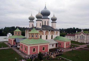 Maschio Tikhvin Assumption Monastery: foto, la storia, l'indirizzo, recensioni
