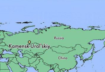 Atrakcje Kamieńsk Uralski: Opis ze zdjęciami