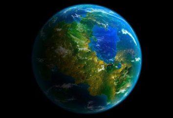Cosa pianeta simile alla Terra: nome, descrizione e le caratteristiche