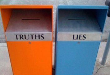 Że w praktyce jako kryterium prawdy wiąże?