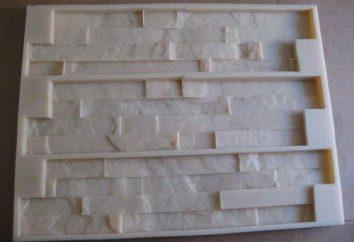 Technologia materiałów: Wykonywanie form sztucznego kamienia z rękami
