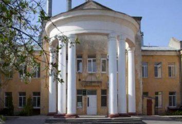 Maternity Hospital № 1, Wołgograd: adres, numer telefonu, wydział, na umowy o pracę