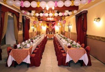 """ristoranti di Mosca: """"Manor"""" in Tsaritsyno, """"Ermak"""" e altri"""