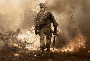 Call of Duty: Modern Warfare. Requisitos do sistema para todas as três partes