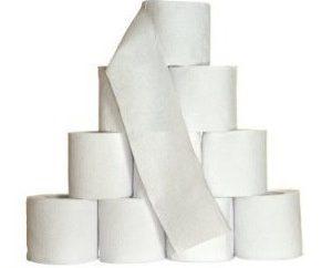 Herstellung von Toilettenpapier – die Idee zu verdienen