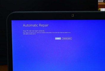 Mensagem ao baixar Preparando reparo automático (Windows 10): o que fazer?