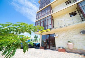 """Guest House """"Ulubiony Beach"""": opis i opinie"""