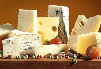 fromages français et leurs types. Top 10 des fromages français