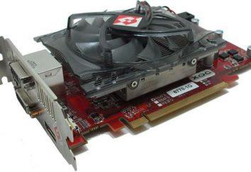 Karta graficzna Radeon 6770: Przegląd, testowanie i opinie