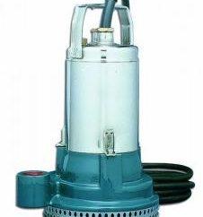 ¿Qué es una bomba de drenaje para el agua sucia?