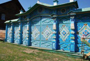 Ulan-Ude Muzeum Etnograficzne, Ulan-Ude: zdjęcia, adres, godziny otwarcia